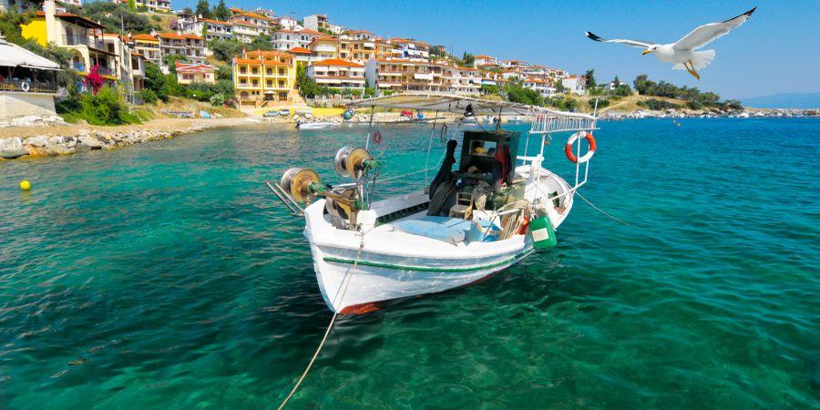Griechenland Singlereise (Bild: Sunwave)