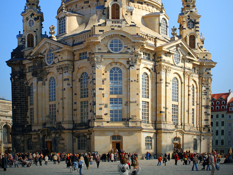 From baroque to subculture in Dresden | VeggieTravelGuide