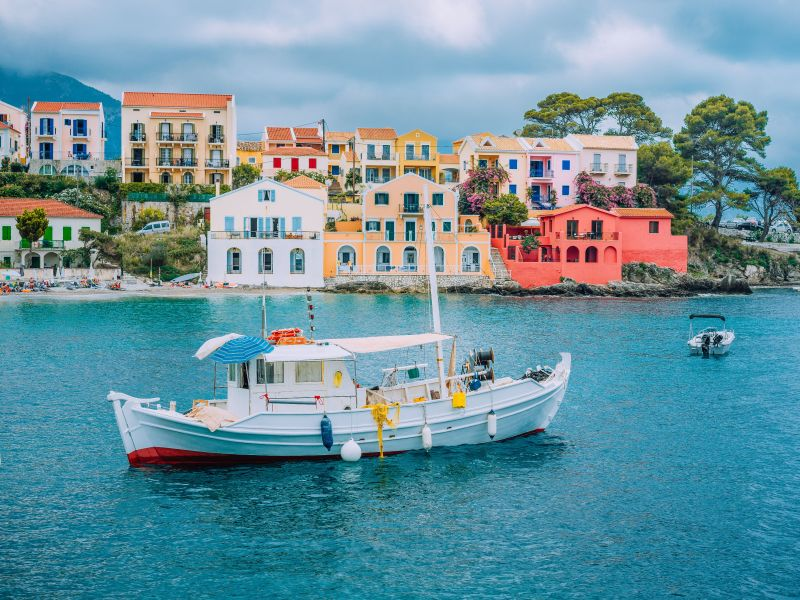 Single Urlaub in Griechenland: Neue Kontakte und das Mittelmeer genießen!