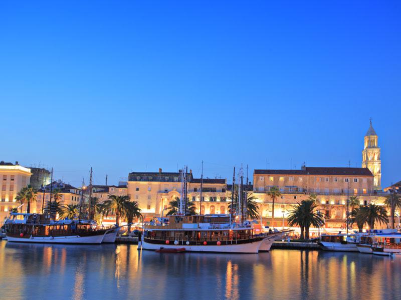 Zadar Kroatien Hotel Ohne Flug